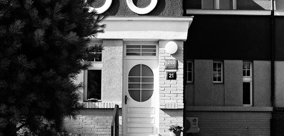 Rezidenční development